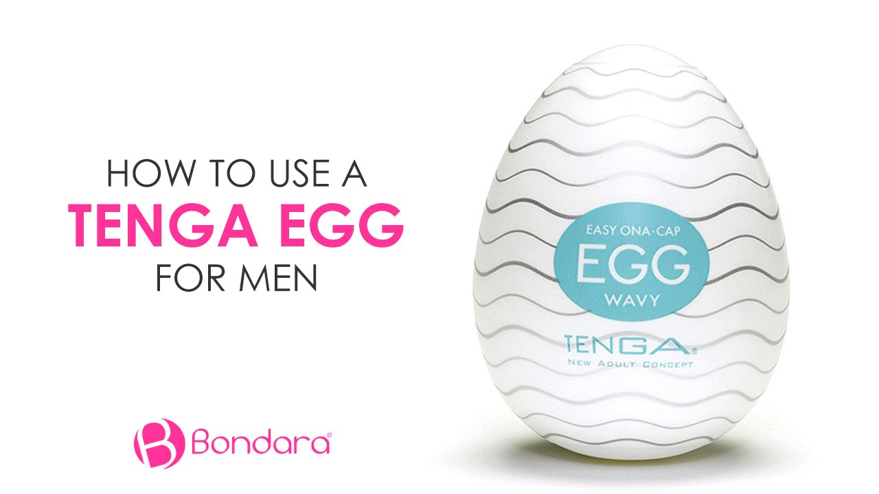 How to use tenga egg