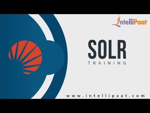 Solr Training | Solr  Tutorial | Online Solr Training | Solr  Youtube Video