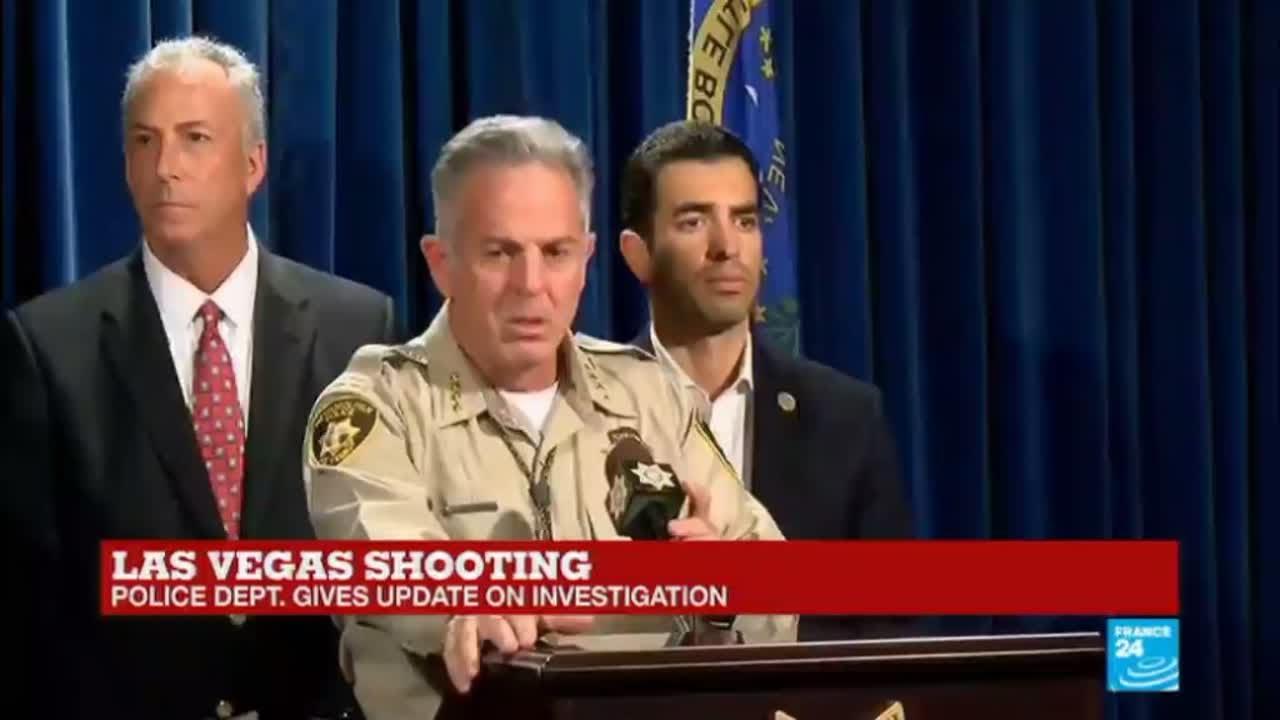 Shooting Update: Las Vegas Shooting: Police Department Gives Update On