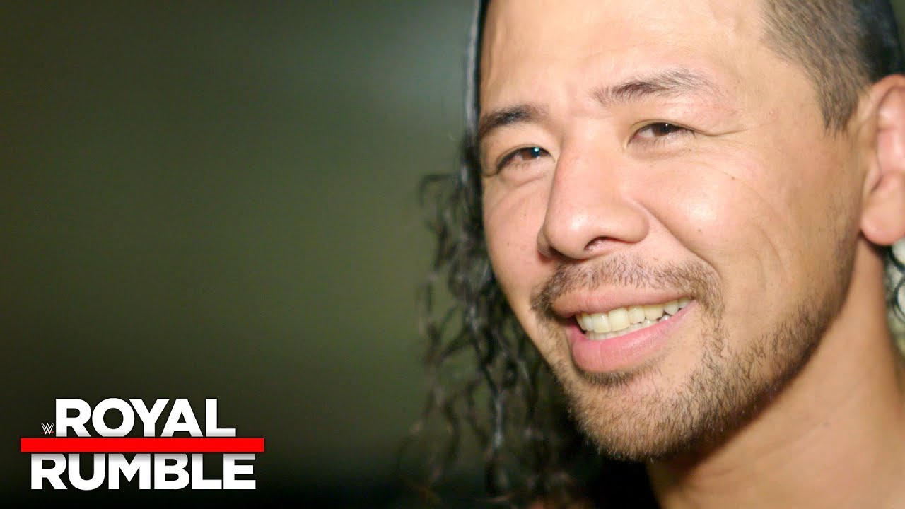 Shinsuke Nakamura believes WWE fans want him to face AJ Styles at WrestleMania 34: Jan. 28, 2018