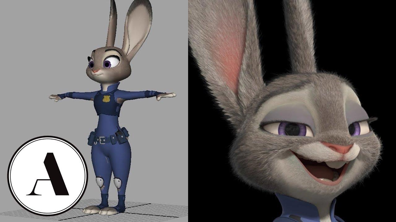 u0026 39 zootopia u0026 39  character animation