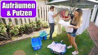 Putzroutine im Haus 🏡 Elisa räumt auf! Picknicken & Spielen im Garten | Familien Leben Mamiseelen