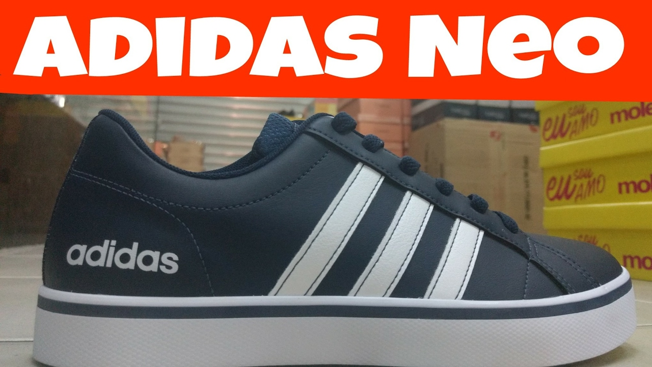 sala Hundimiento Mucho bien bueno  Adidas Neo comfort Footbed [Review] - YouTube