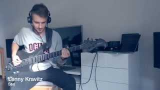 Lenny Kravitz - Sex - Bass Cover