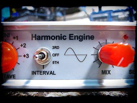 Harmonic Engine DIY PCB - E&MM Harmony Generator clone