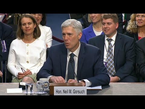Neil Gorsuch Confirmed To The United States Supreme Court