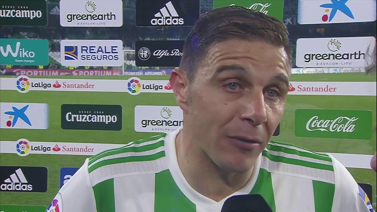 """Joaquín: """"Y bueno, tienen a Messi..."""" La reaccion del jugador del Betis"""