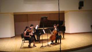 Song of the Heavens and Firmament (Piano Trio)