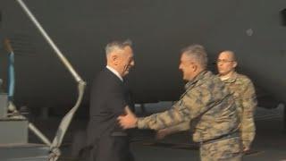 Rockets hit Kabul airport