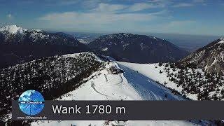 Wank Schneeschuhtour