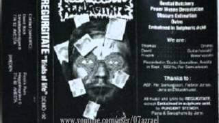 Regurgitate - Trials of Life('92) Full Demo