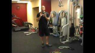 Advanced Resistance Band Full Body Workout