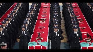 İçişleri Bakanımız Süleyman Soylu Arnavutköy POMEM 21.Mezuniyet Töreninde 🇹🇷