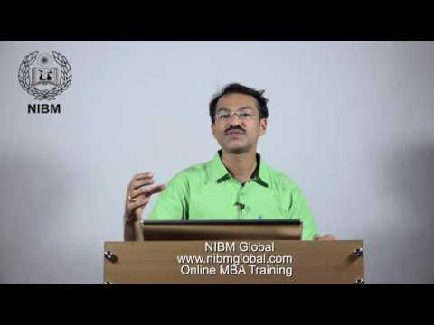 MBA Lectures - Industrial Relations - Online MBA in India