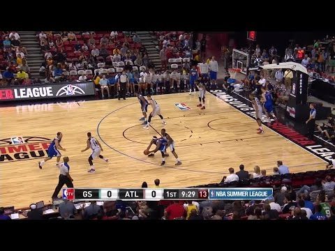 Highlights: James Michael McAdoo (17 points) at Summer League, 7/12/2015