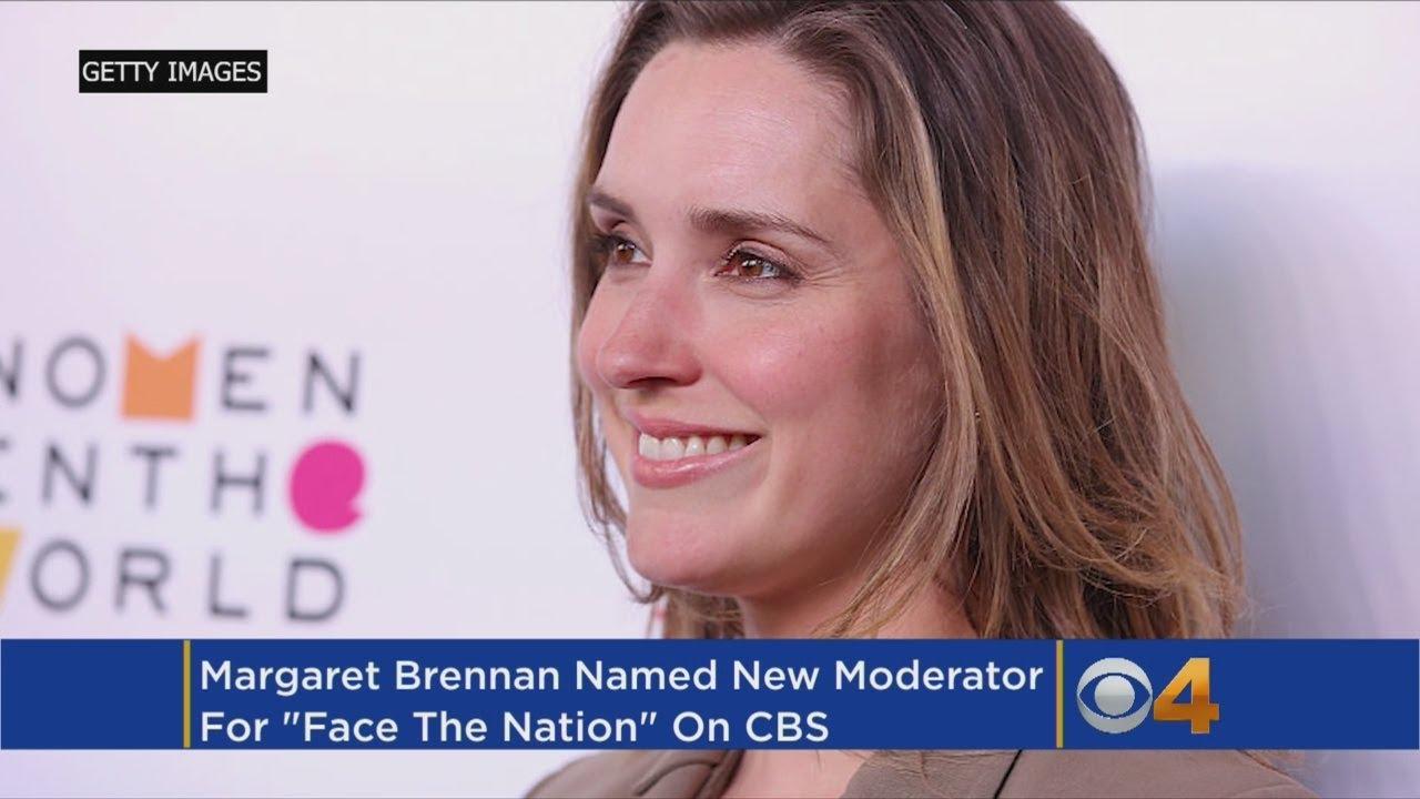 Margaret Brennan Named New 'Face The Nation' Moderator