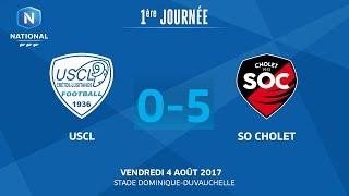 Creteil vs Cholet full match