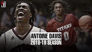 Antoine Davis Detroit Mercy Freshmen Season Highlights Montage 2018-19 - 26.1 PPG, GOD LIKE SCORING!