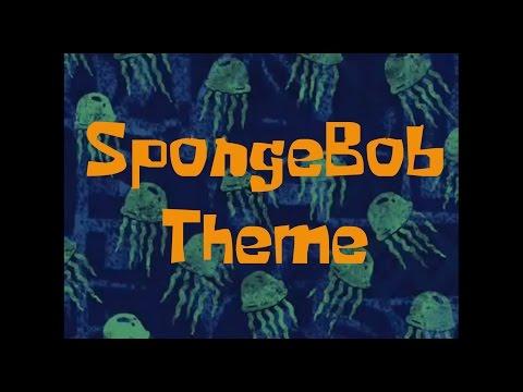 SpongeBob Music: Hawaiian Adventures SpongeBob Theme I