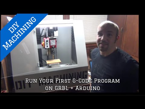 G Code Example: How to Run Your First CNC Program