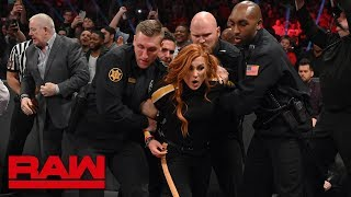 Download Becky Lynch gets arrested: Raw, Feb. 25, 2019 Mp3 and Videos