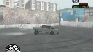 VAZ 2107 (AZERISTYLE) AVTOSH GTA SAN ANDREAS
