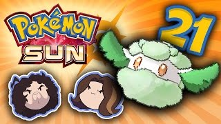 Pokemon Sun: Terminator Talk - PART 21 - Game Grumps