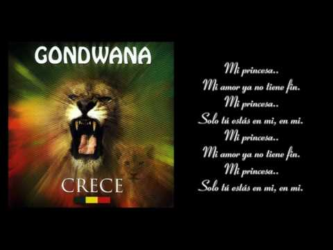 Gondwana - Mi Princesa (Con letra) [HD - HQ]