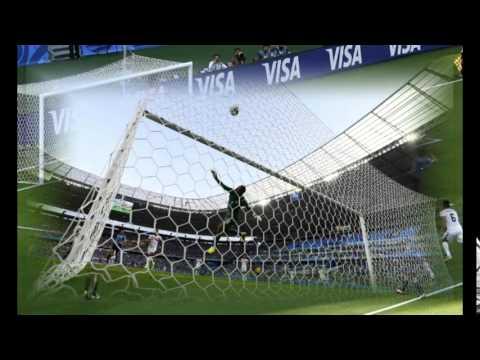 Costa Rica 3 Uruguay 1 Los Ticos dan el Uruguayazo (Copa del Mundo Brasil 2014)
