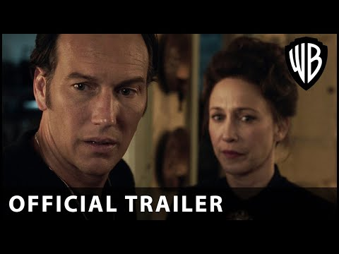 The Conjuring: The Devil Made Me Do It trailers