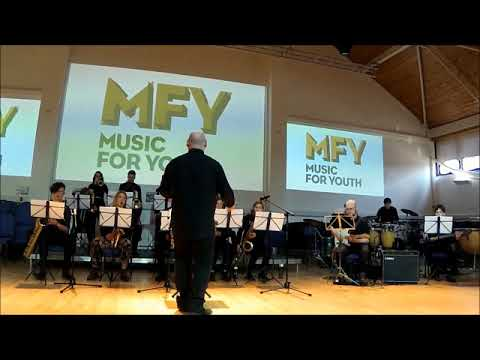 YMF Jazz Orch Music For Youth 24 Feb 2018