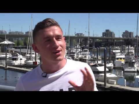 Aird's journey to Vancouver