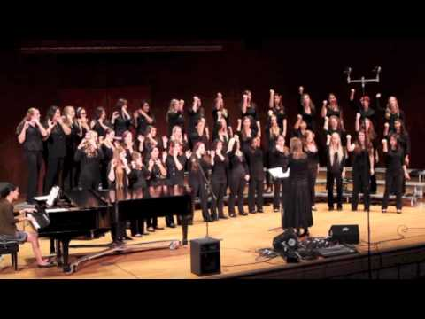 UF Women's Chorale- Rhythm of Life