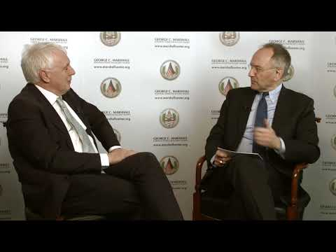 Marshall Center Perspectives: Interview with Dr. Jamie Shea, NATO Deputy Assistant Secretary...