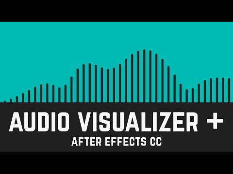 Complete Audio Spectrum Tutorial in After Effects - T011