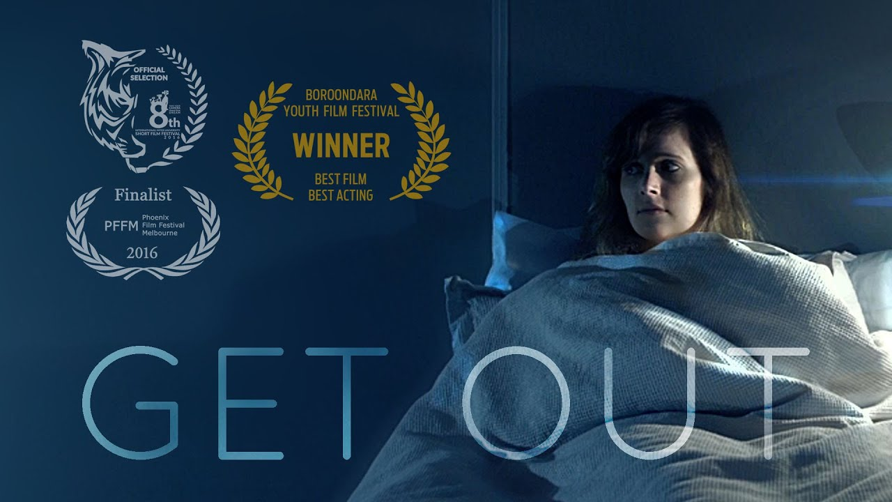 Get out 2015 short film youtube for Watch balcony short film