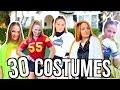 30 DIY Halloween Costumes! Easy and Cheap | Kenzie Elizabeth