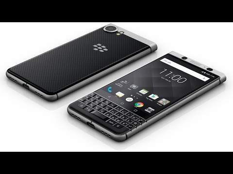 هذا استعراض للهاتف المحمول BlackBerry Keyone