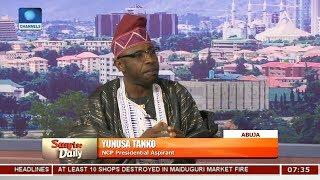 Okoye, Tanko Hint Looming Danger Over Unhealthy Nat'l Politics, 2019 Elections Pt.3 |Sunrise Daily|