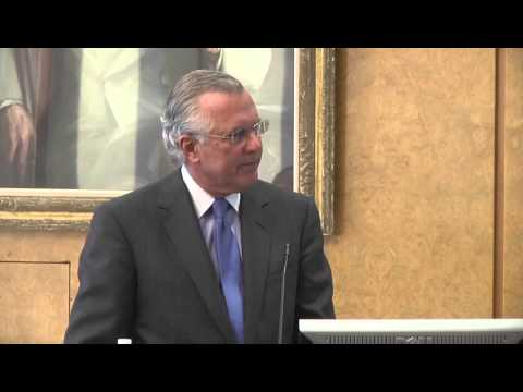 Richard W. Fisher: An Economic & Monetary Policy Outlook