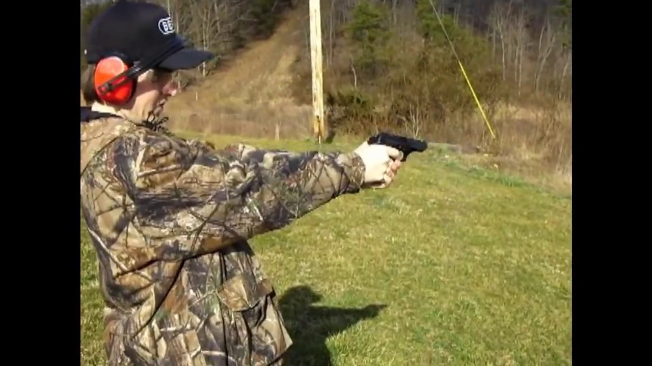 13 types of  22 LR - Bersa Thunder