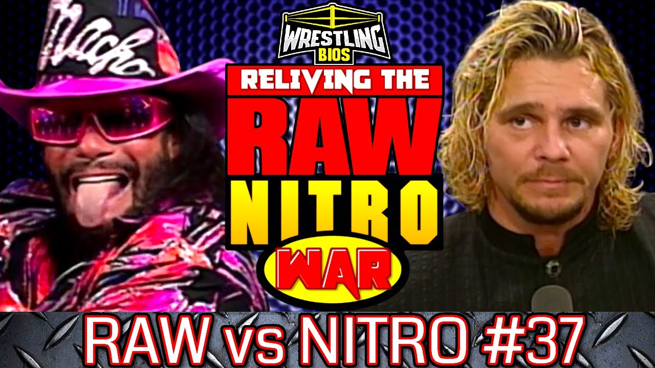 """Download Raw vs Nitro """"Reliving The War"""": Episode 37 - June 17th 1996"""