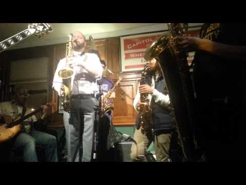 Now's the Time @ Capitol Hill Jazz Jam DC (Mr. Henry's Restaurant)