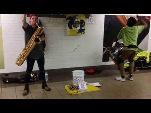 Too Many Zooz Best performance Good Audio ! 03.02.2016 Union square
