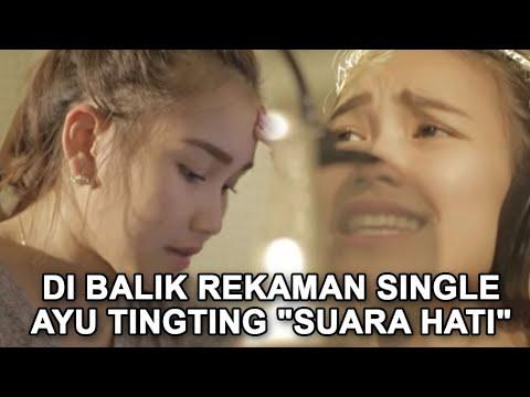 Di balik rekaman single Ayu Ting Ting