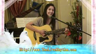 Valentine cover by Athena Thao Vy on acoustic guitar (very cute voice)