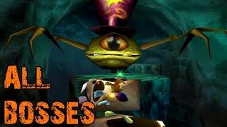 Rayman 2 - All Bosses