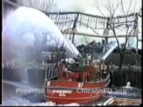 Chicago Fire Dept. - Before BACKDRAFT Full Version 4-14-1989