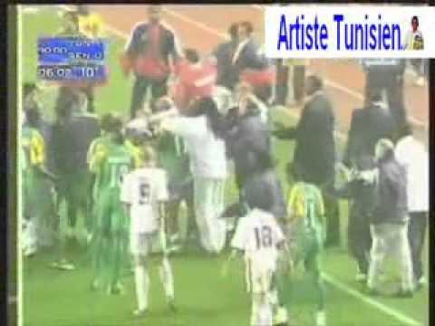 Maroc vs egypte chan