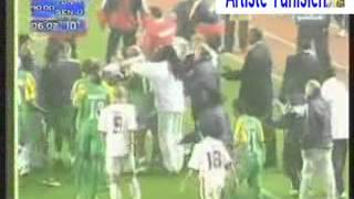 Demi Finale CAN 2004:Senegal Vs Tunisie